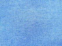 蓝色牛仔裤的蓝色结构背景 规则样式 免版税库存照片