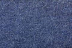 蓝色牛仔裤纹理无缝,牛仔布细节布料样式的和背景,关闭 免版税库存照片