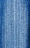 蓝色牛仔裤纹理 免版税库存图片