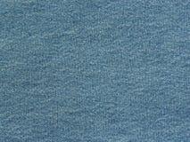 蓝色牛仔裤纹理 免版税图库摄影