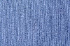 蓝色牛仔裤织品布料物质纹理纺织品 库存图片