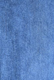 蓝色牛仔裤 库存照片