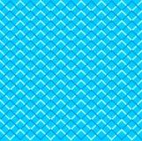 蓝色瓦片 免版税库存图片