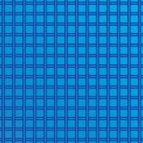 蓝色电池 库存例证