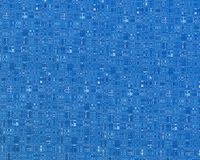 蓝色电路 免版税库存照片