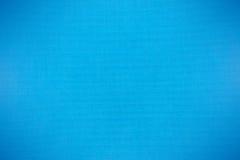 蓝色画布背景 免版税库存图片