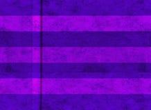 蓝色的难看的东西和紫色镶边背景 免版税图库摄影