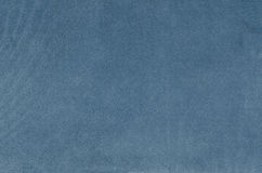 蓝色皮革纹理 免版税库存图片