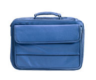 蓝色盒 免版税库存照片