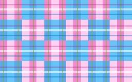 蓝色粉红色 库存照片