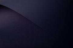 蓝色纸板黑暗 免版税库存图片