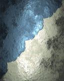 蓝色纹理和装饰的美好的样式 设计的模板 复制广告小册子或公告邀请的, ab空间 免版税库存照片