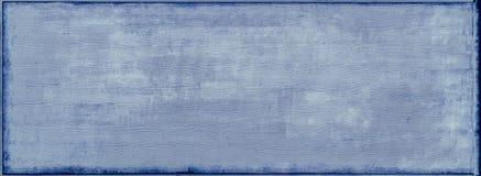 蓝色纹理木背景 库存照片