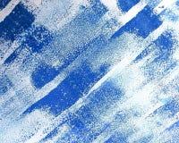 蓝色纹理 免版税库存照片