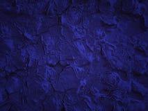 蓝色织地不很细墙壁关闭 图库摄影