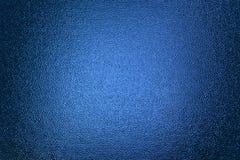 蓝色织地不很细视窗 免版税库存照片