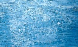 蓝色老褴褛表面 免版税库存照片