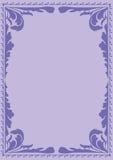 蓝色背景 免版税库存照片