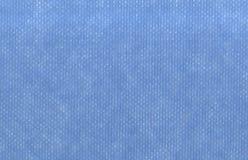 蓝色薄纸、背景或者纹理纹理  免版税库存照片