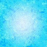 蓝色被察觉的呈杂色的背景 库存图片