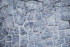 蓝色褐色墙壁(背景、墙纸,砖) 免版税库存照片