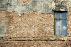 蓝色视窗 免版税库存图片