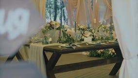 蓝色详细资料花袜带系带婚礼 美丽的装饰花 所有所有构成要素花卉例证各自的对象称范围纹理导航 用花的布置装饰 a的地方 影视素材