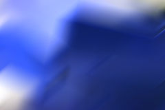 蓝色迷离 免版税库存图片