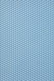 蓝色铁牌照 免版税库存图片