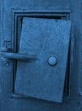 蓝色门 图库摄影