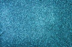 蓝色闪烁 库存照片