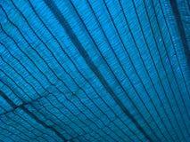 蓝色阴影网纹理 免版税库存照片