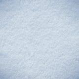 蓝色雪背景 免版税图库摄影