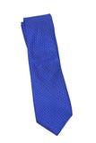 蓝色领带 库存照片