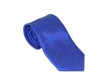 蓝色领带 图库摄影
