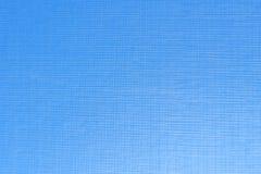 蓝色颜色梯度塑料纹理背景 免版税库存照片