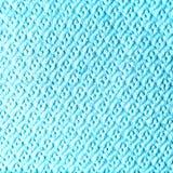 蓝色餐巾纸张 库存照片