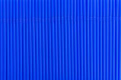 蓝色饮料秸杆纹理  库存照片