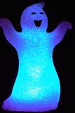 蓝色鬼魂 库存照片