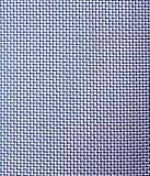 蓝色黑暗的网格 库存图片