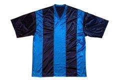 蓝色黑暗的衬衣t 免版税图库摄影