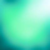 蓝色绿松石摘要背景 向量例证