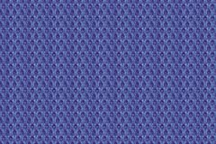 蓝色年迈的无缝的尼龙织品样式 库存照片