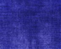 蓝色grunge纹理 免版税库存图片