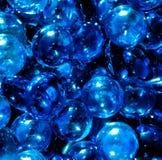 蓝色Perls 库存图片