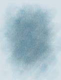 蓝色splotchy 库存图片