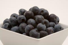 蓝莓点心 库存图片
