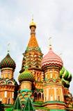 蓬蒿大教堂莫斯科俄国s st 库存照片