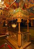 蓬蒿大教堂s圣徒 图库摄影