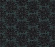 蔓藤花纹伊斯兰教的东方样式装饰品 免版税库存照片